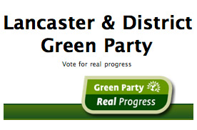 link to external webpage for Lancaster & District Green Party