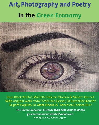 Art, Photography and Poetry in the Green Economy