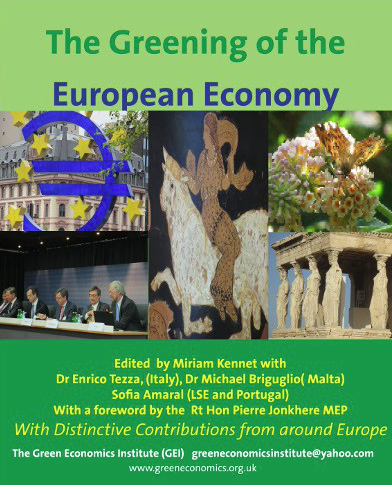 The Greening of the European Economy