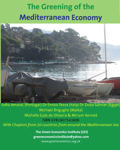 The Greening of the Mediterranean Economy