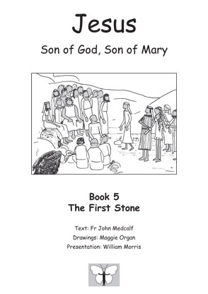 Jesus, Son of God, Son of Mary:<br />Book 5: The First Stone